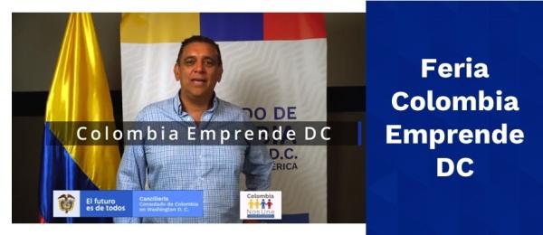 Feria Colombia Emprende