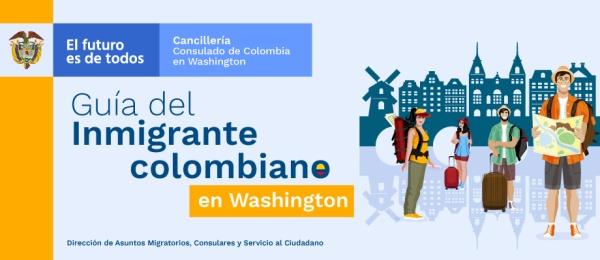 Guía del inmigrante colombiano en Washington